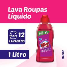 Lava Roupas Líquido Tixan Ypê Maciez 1L