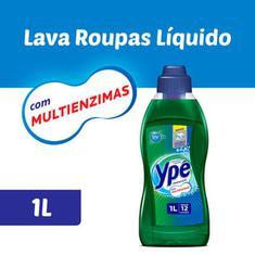 Lava Roupa Líquido Ypê Premium 1L