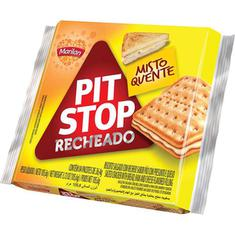Biscoito Salgado Sabor Misto Quente Pit Stop Marilan 105,6g
