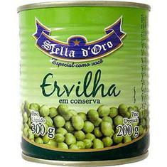 Ervilha Stella D'Oro 200g