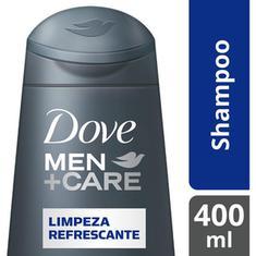 Shampoo Dove Limpeza Refrescante 400ml