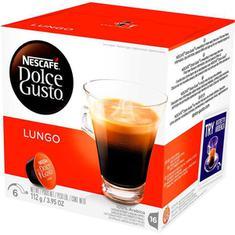 Cápsulas de Café Lungo Nescafé Dolce Gusto 112g