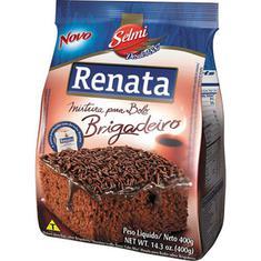 Mistura para Bolo Renata Brigadeiro 400g