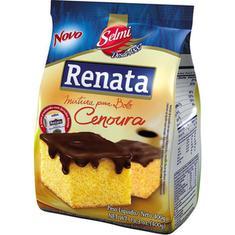 Mistura para Bolo Renata Cenoura 400g