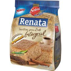 Mistura para Bolo Renata Integral 400g