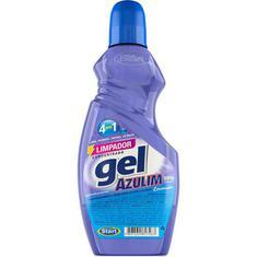 Desinfetante em Gel Azulim Pinho e Lavanda 500g