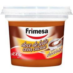 Doce Leite Frimesa com Chocolate 400g
