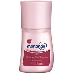 Desodorante Roll On Monange Hidratacao Intensiva 60ml