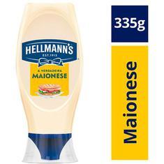 Maionese Hellmann s Squeeze 335g