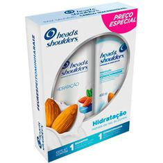 Shampoo + Condicionador de Cuidados com a Raiz Head & Shoulders Hidratação 200ml