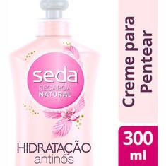 Creme para Pentear Hidratante Anti-Nós Seda 300ml
