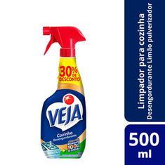 Limpador de Cozinha Veja 30% de Desconto 500ml