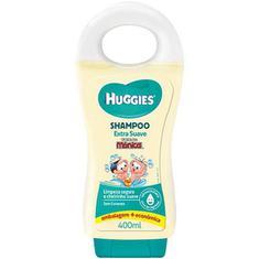 Shampoo Infantil Huggies Extra Suave 350ml