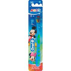 Escova Dental Infantil Oral B Kids Mickey