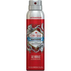 Desodorante Aerossol Old Spice Matador 93g