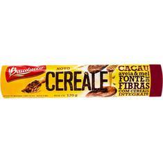 Biscoito Cereale Cacau e Cereais Bauducco 170g