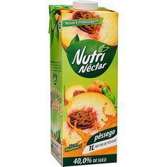 Néctar de Pêssego Nutri Néctar 1L