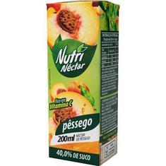 Néctar de Pêssego Nutri Néctar 200ml