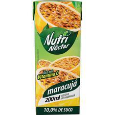 Néctar de Maracujá Nutri Néctar 200ml