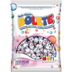Bala Bolete Tutti-Frutti Dori 600g