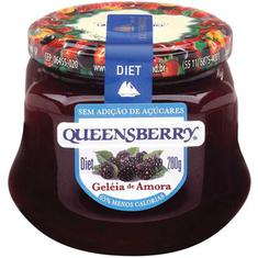 Geleia Diet de Amora Queensberry 280g