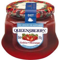 Geleia Diet de Morango Queensberry 280g