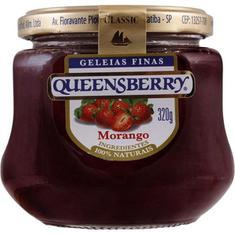 Geleia Classic de Morango Queensberry 320g