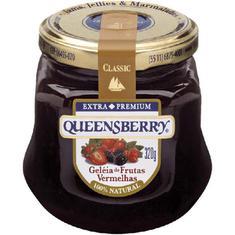 Geleia Classic de Frutas Vermelhas Queensberry 320g