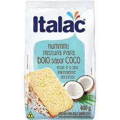 Mistura Bolo Italac Coco 400g