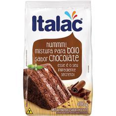 Mistura Bolo Italac Chocolate 400g