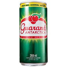 Refrigerante Guaraná Antarctica 269ml
