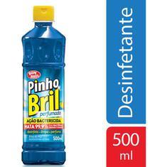 Desinfetante Pinho Bril Brisa Mar Leve 500 Pague 450ml
