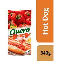 Molho Tomate Hot Dog Quero Sachê 340g