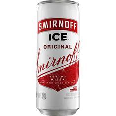 Vodka Ice Smirnoff 269ml