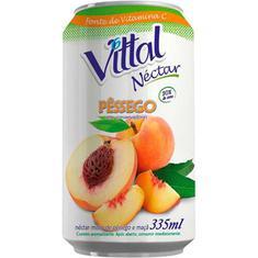 Néctar de Pêssego Vittal 335ml