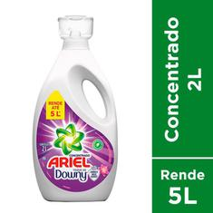Lava Roupa Líquido Concentrado Toque de Downy Ariel 2L