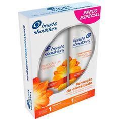 Shampoo + Condicionador de Cuidados com a Raiz Head & Shoulders Remoção da Oleosidade 200ml