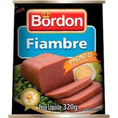 Fiambre Bovino Bordon 320g
