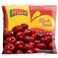 Polpa de Fruta Acerola Mais Fruta 10X100g
