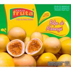 Polpa de Fruta Maracujá Mais Fruta 10X100g