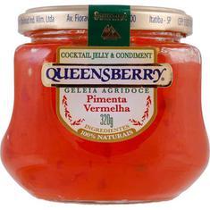 Geleia de Pimenta Vermelha Queensberry 320g