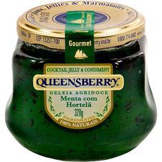 Geleia de Menta com Hortelã Queensberry 320g
