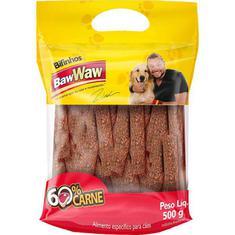 Petisco para Cães Bifinho Baw Waw 500g