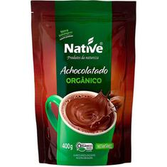 Achocolatado em Pó Orgânico Native 400g