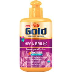 Creme para Pentear Mega Brilho Niely Gold 280g