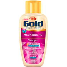 Shampoo Mega Brilho Niely Gold 300ml