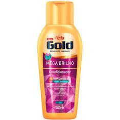 Condicionador Mega Brilho Niely Gold 200ml