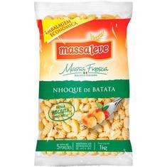 Nhoque Massa Leve 1kg