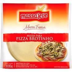 Pizza Brotinho Massa Leve 300g