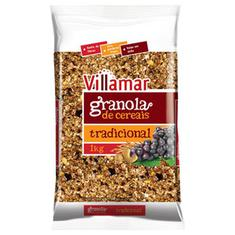 Granola Tradicional Villamar 1kg